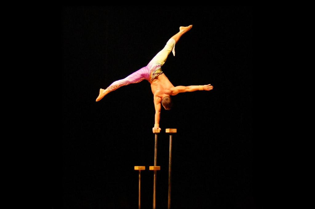 """Cirque du Soleil """"Alegrìa"""" 01"""