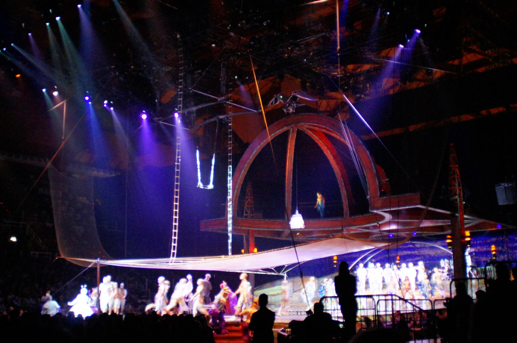 """Cirque du Soleil """"Alegrìa"""" 03"""