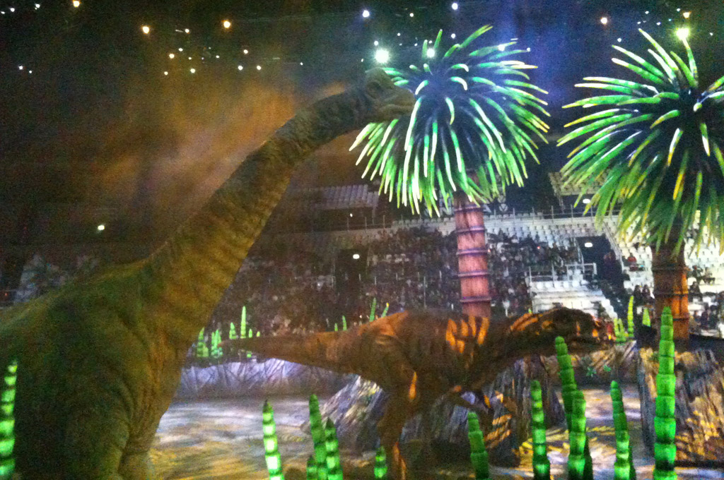 Walking with Dinosaurs 01