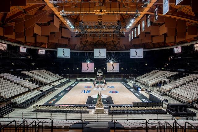 struttura unipol arena