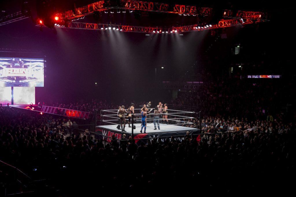 WWE LIVE 04/05/2017 – LE FOTO