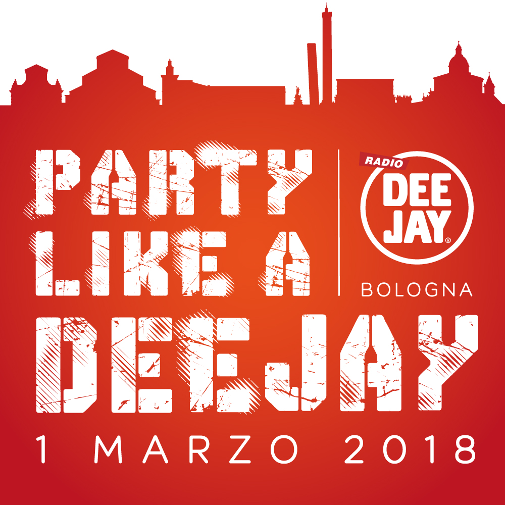 RADIO DEEJAY – PARTY LIKE A DEEJAY