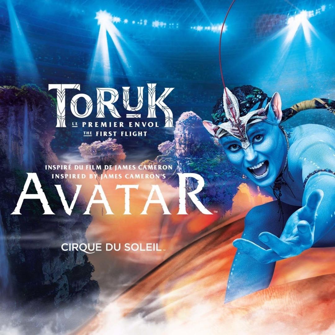 cirque du soleil italiano  22/11/2018 | CIRQUE DU SOLEIL | TORUK – IL PRIMO VOLO | Unipol Arena
