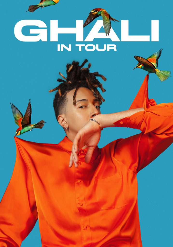 GHALI | IN TOUR | 27 Ottobre 2018