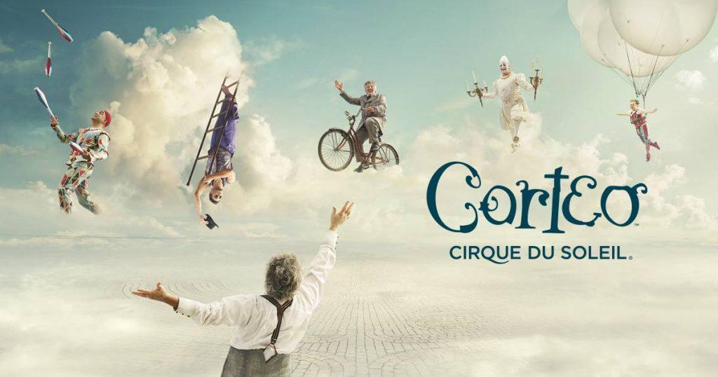 cirque du soleil italiano  CORTEO – Cirque du Soleil – Dal 10 al 13 ottobre 2019 | Unipol Arena