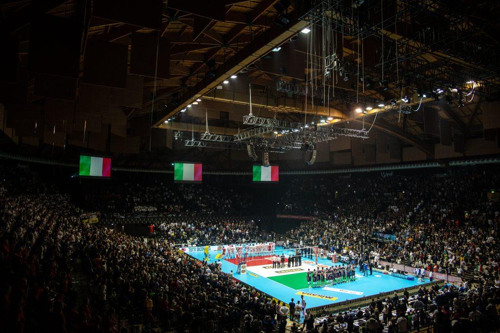 Numeri da record per le Finali di Coppa Italia Del Monte Volley