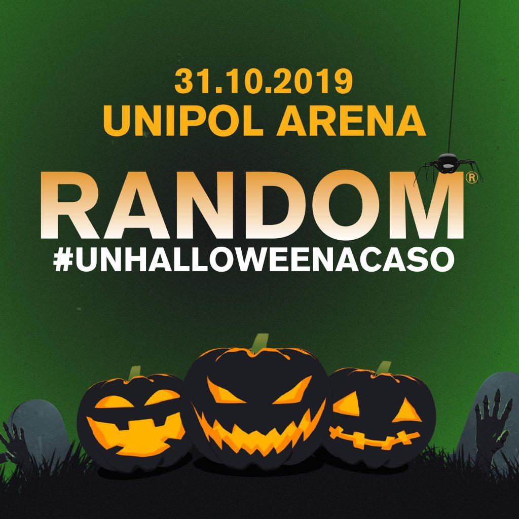 RANDOM UNA FESTA A CASO: La festa di Halloween più grande d'Italia torna all'Unipol Arena