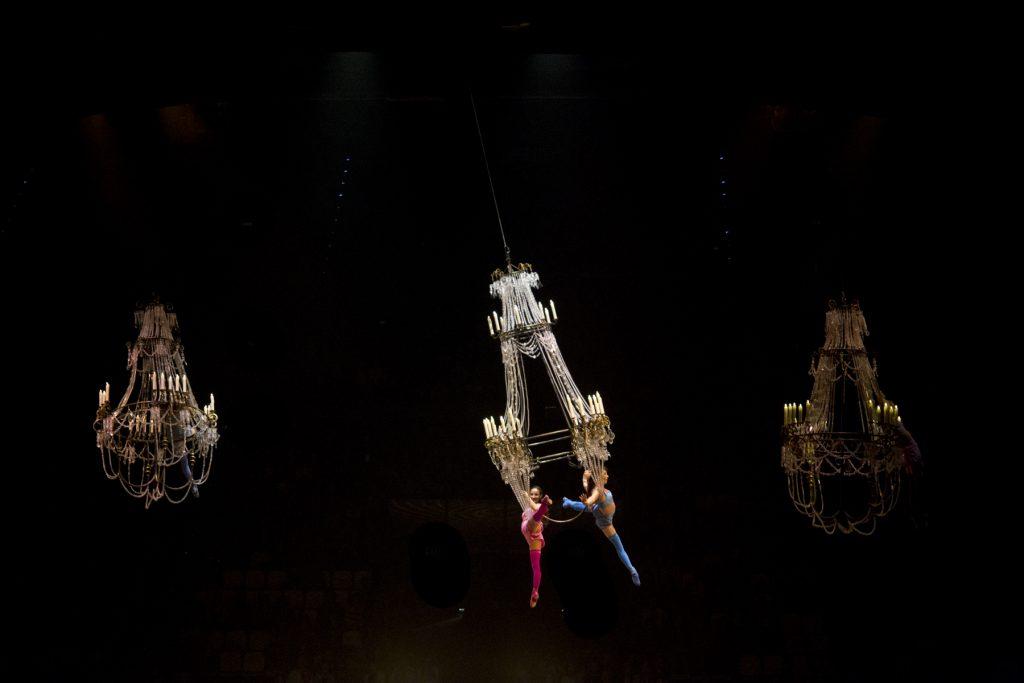 Corteo by Cirque du Soleil: la Gallery