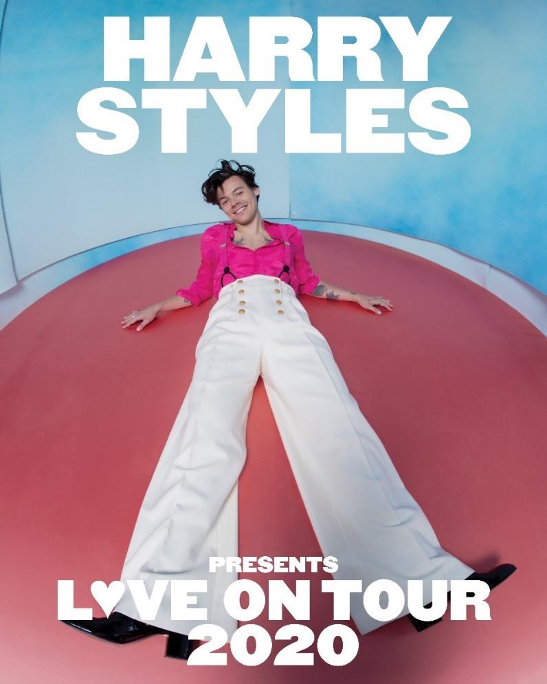 Harry Styles all'Unipol Arena il 16 maggio 2020