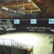 Arena da 15.000 persone