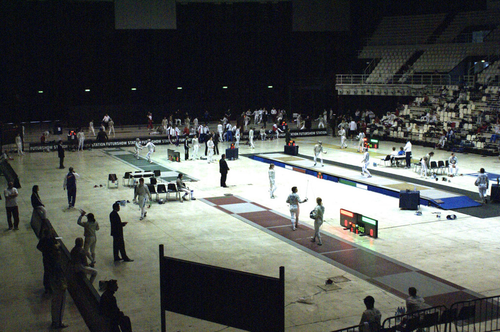 Mondiali di scherma 03