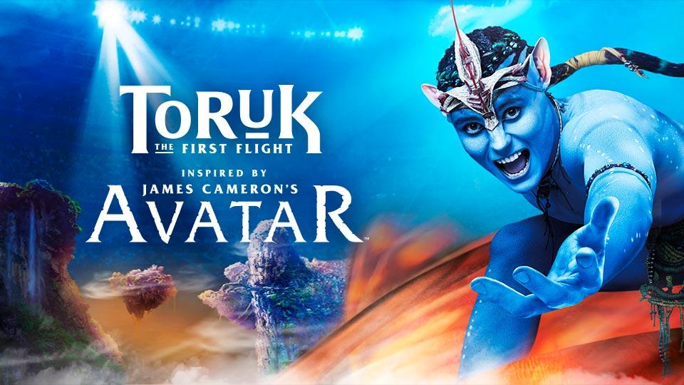 Il Cirque du Soleil torna all'Unipol Arena