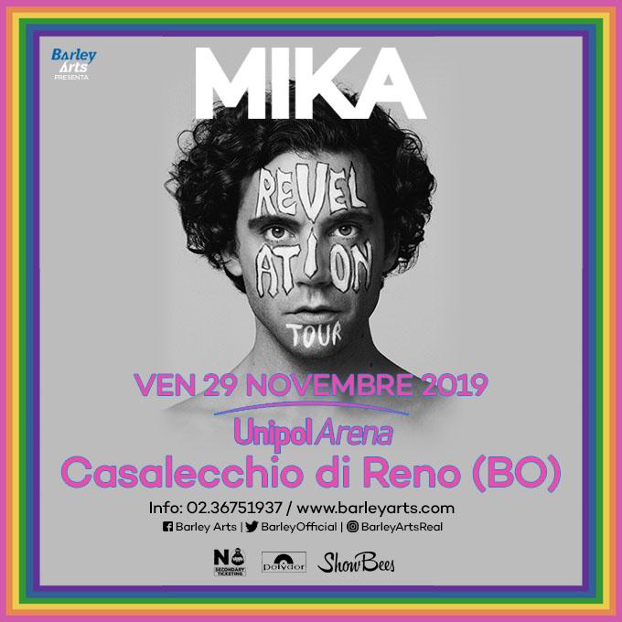 Mika: sarà Wrongonyou l'Opening Act del live del 29/11