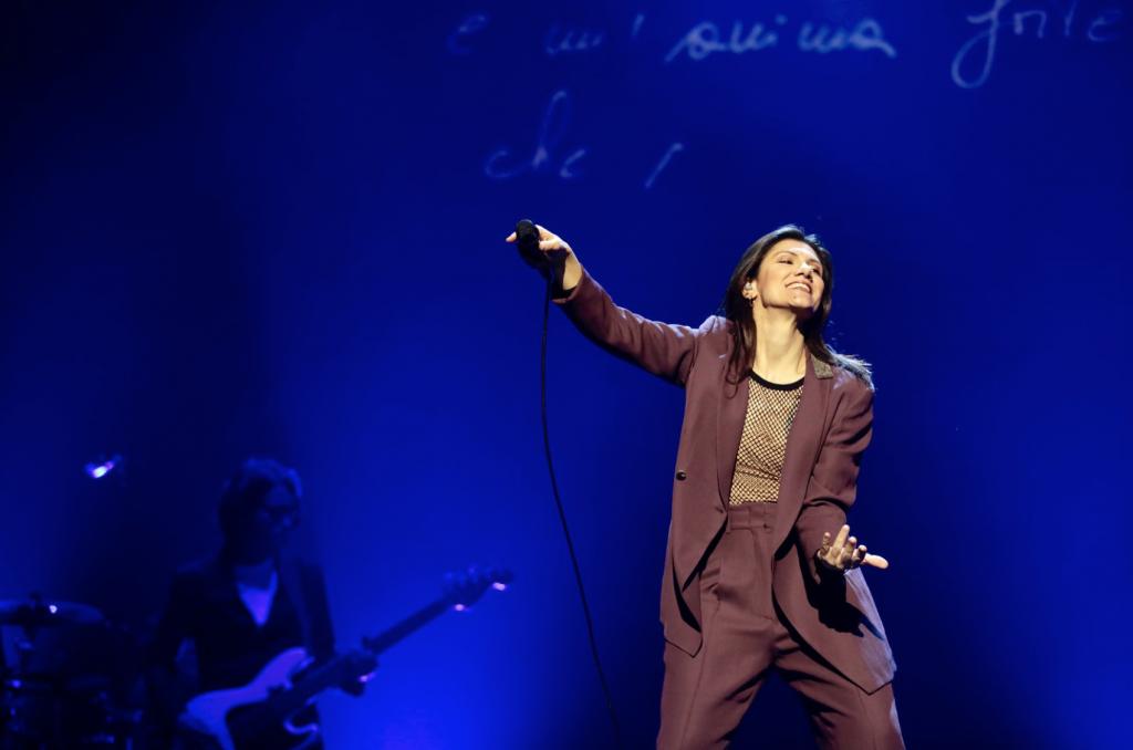 ELISA all'Unipol Arena il 9 dicembre 2019