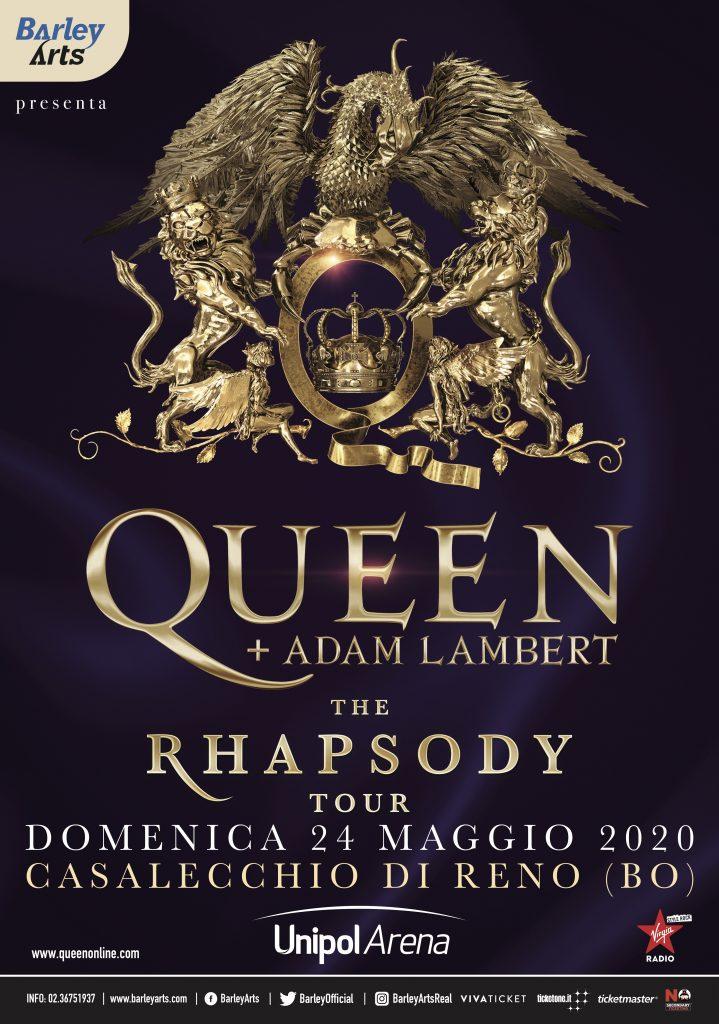 Queen + Adam Lambert – 24th of May 2020
