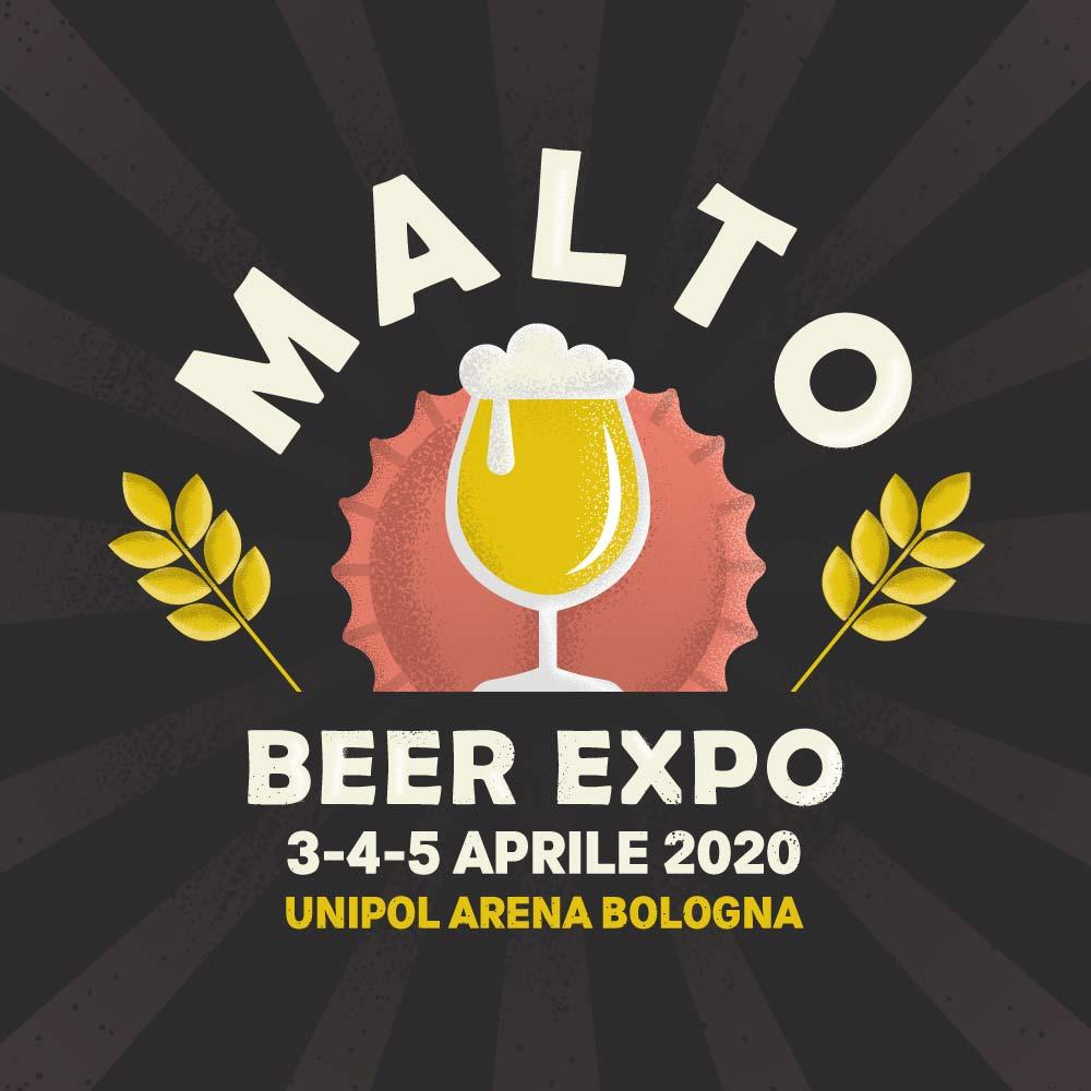 Torna Malto Beer Expo e raddoppia: venerdì 3, sabato 4 e domenica 5 aprile 2020