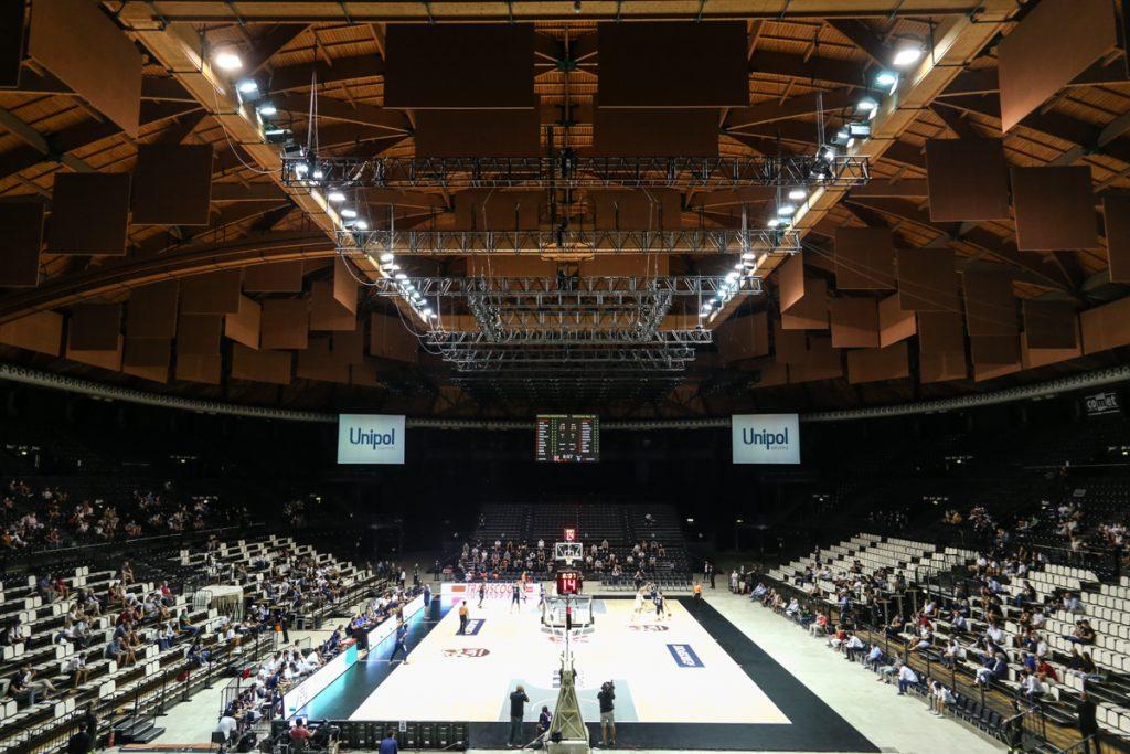 LBA Supercoppa: la prima con il pubblico in Italia