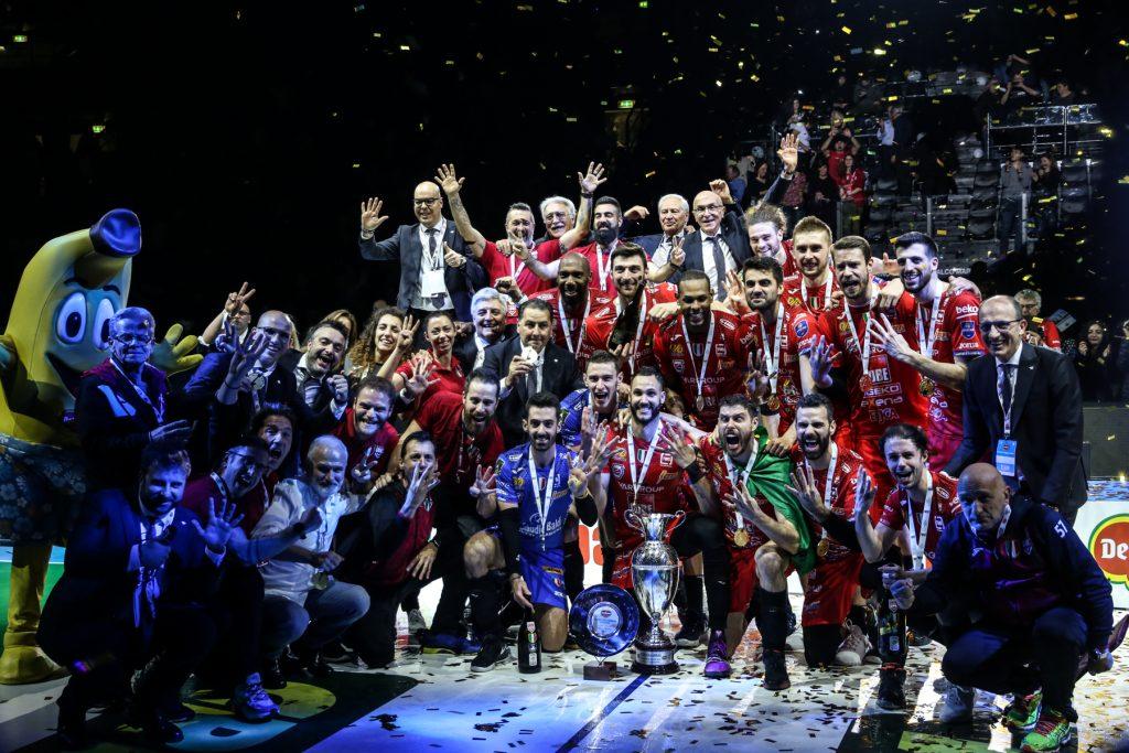Del Monte® Coppa Italia: la Final Four torna all'Unipol Arena